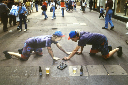 Amazing 3D Sidewalk Chalk  Art 38 | by dwightgenius