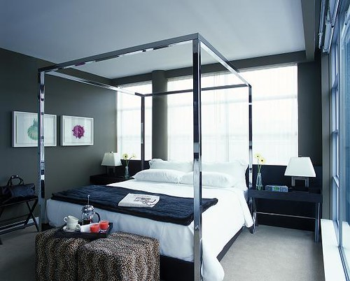 Penthouse Bed at the OPUS Hotel | by OPUS Hotels