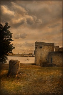 upnor castle-9-test (bit more dramatic version) | by stevekeat images best viewed large