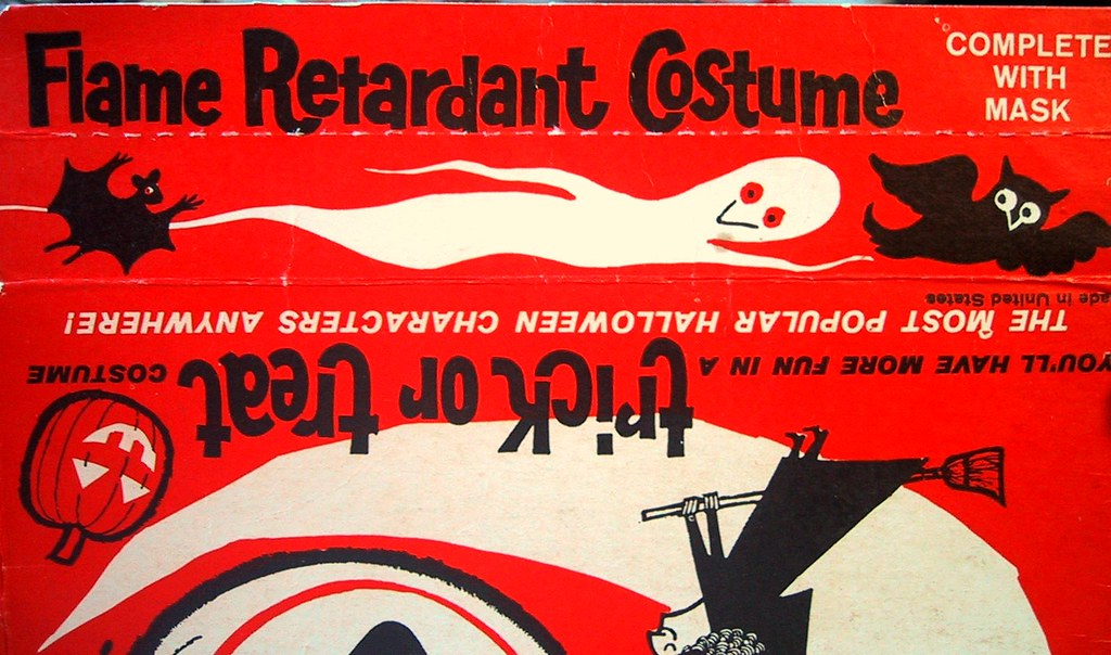 Vintage Halloween Costumes In A Box.Vintage Box Halloween Costumes Halloween Costumes