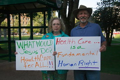 Rally: Health Care for ALL | by r.whitlock