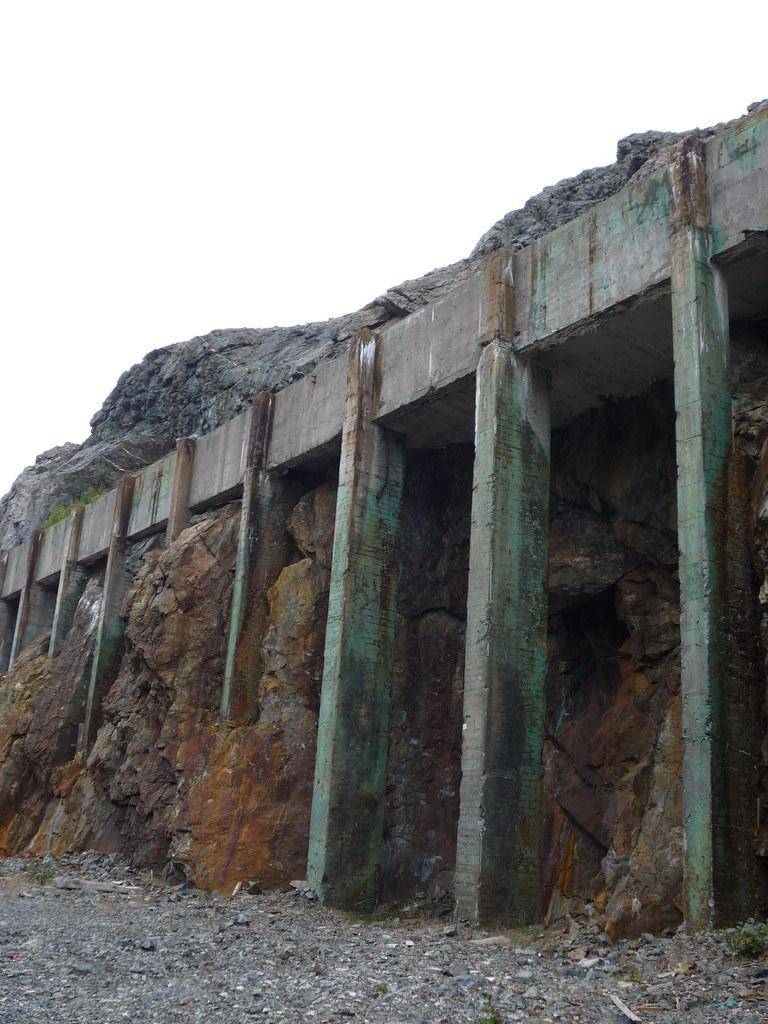 Abandoned Copper Mine, Tilt Cove
