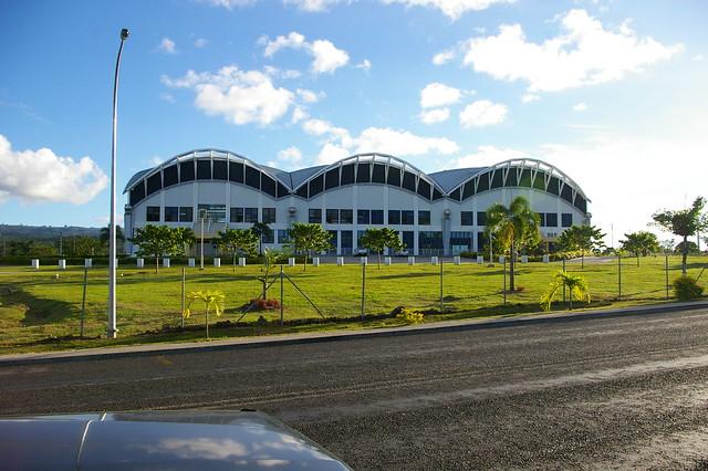 State Of The Art Acquatic Center Samoa Flickr Photo