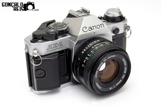 canon ae 1 program how to use