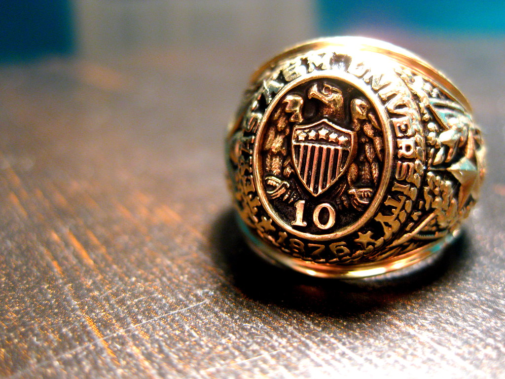 Aggie Ring Antique