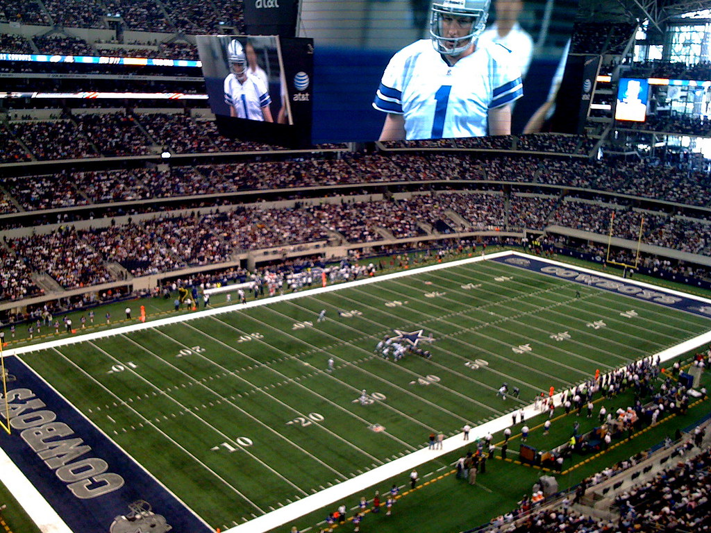 Dallas Cowboys Vs Seattle Seahawks Playoff Game