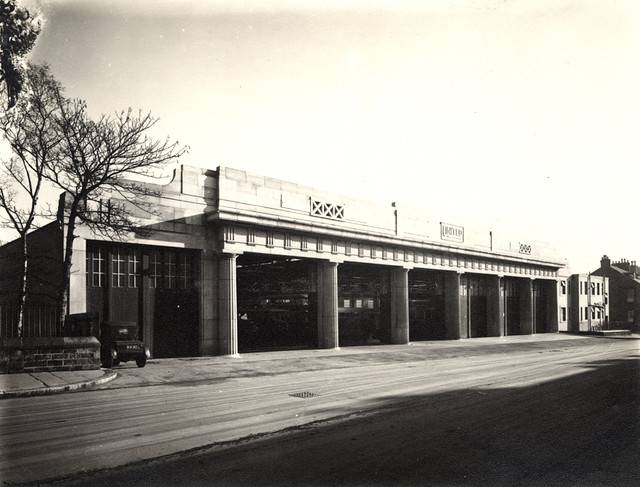 008021 united automobile services ltd garage percy terrace for Garage mariot pecy