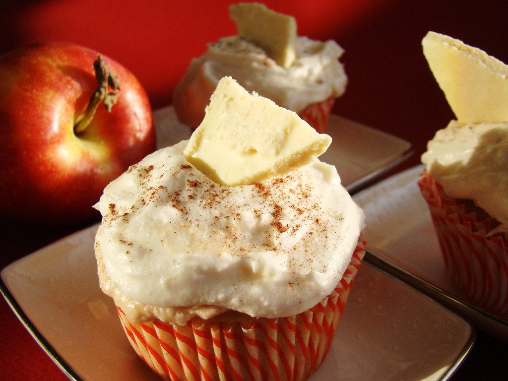 Apple Cake Custard Filling