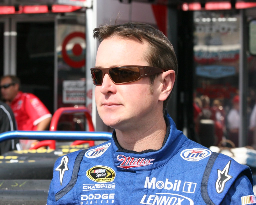 Kurt Busch | Kurt Thomas Busch (born August 4, 1978) is an ...