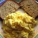 Eggs and GF Toast