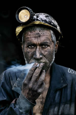 Piores profissões do mundo - Minerador | www.blogpaedia.com ...