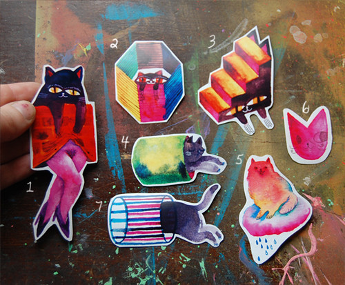 stickers1 | by ginettesqulette