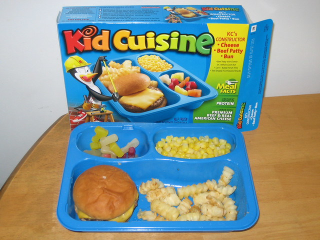Kid Movies Food