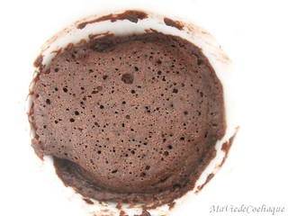 mug cake sans gluten sans lactose