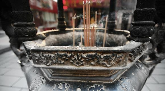 圖片來源:霞海城隍廟