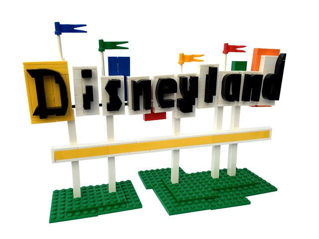Disneyland Sign (1958)