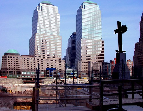 Ground Zero, NYC, 2002 | by GregMitch