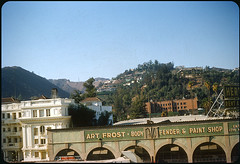 View from Hollywood Roosevelt Hotel - 1956 | by ElectroSpark