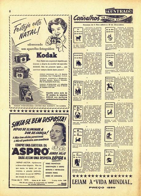 Século Ilustrado, No. 935, December 3 1955 - 5