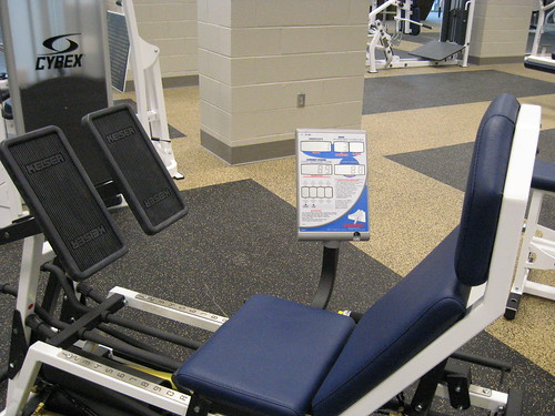 Leg Press | by ARC Equipment