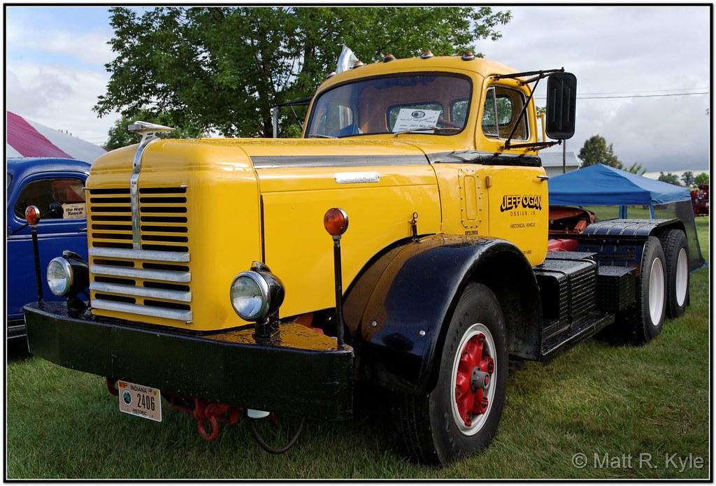 1951 Hendrickson Truck | mrkyle229 | Flickr