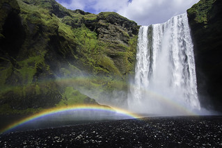 Iceland - Double rainbow | by Thomas Bourgery