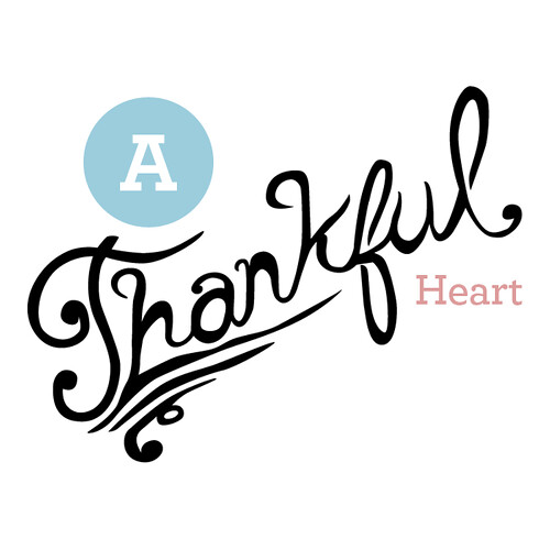 Thankful In Hand Lettering Font