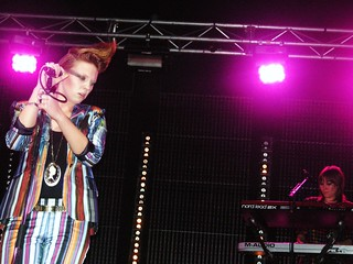 La Roux | by ohheykarly