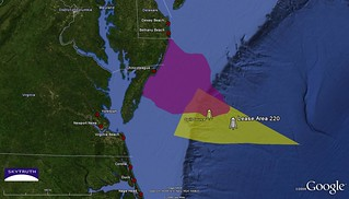 Hypothetical Oil Spill - Virginia NW (9/3/09 version) | by SkyTruth