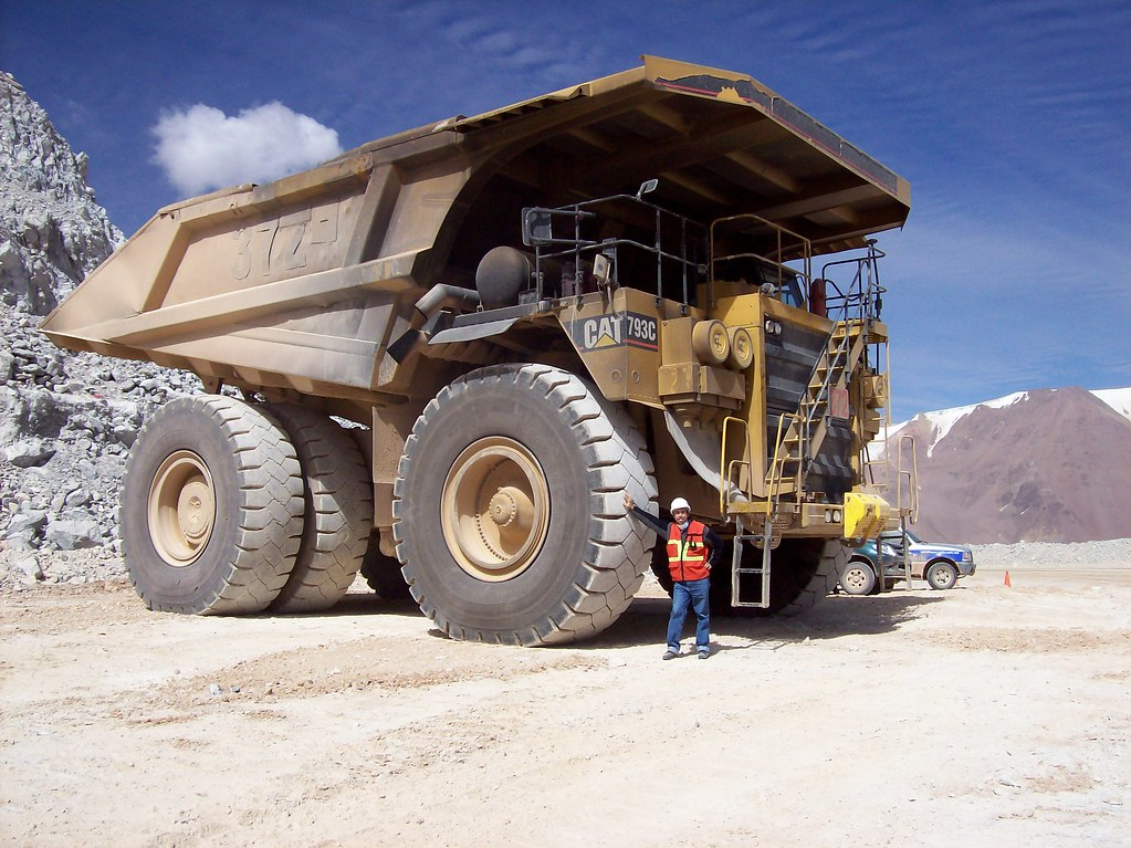 Camioncito Fuera De Ruta Se Imaginan Tener Uno De