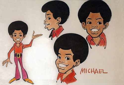 Michael Jackson Model Sheet | by museumofuncutfunk