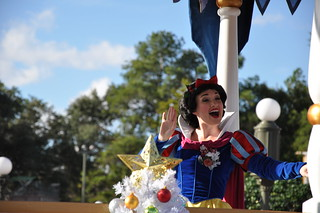 Snow White Disney Christmas Parade | by Ajruck