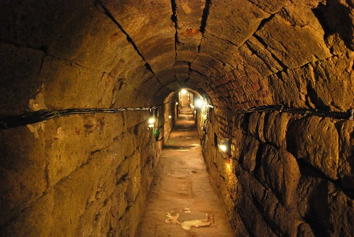 Roman Sewer Cloaca Maxima There Was A Perfect Sewage