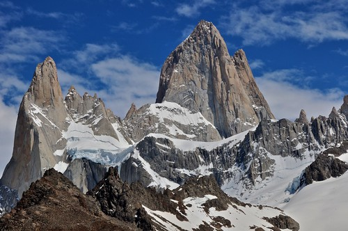Monte Fitz Roy | by Geoff Livingston