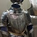 Composed Half Armor German Brunswick 1564 CE blackened etched steel