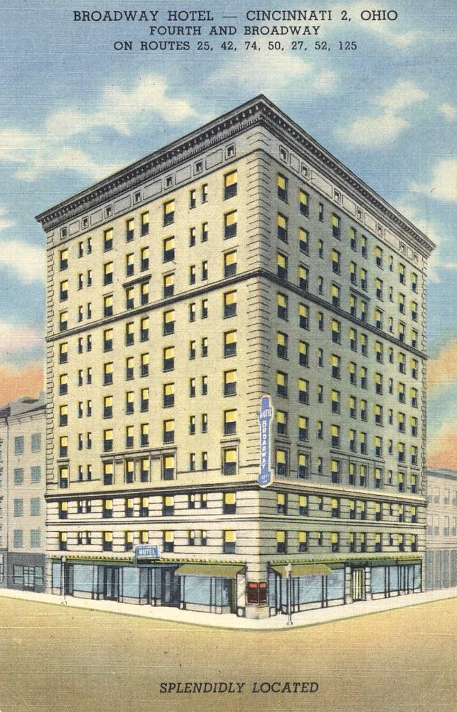 Broadway Hotel - Cincinnati, Ohio