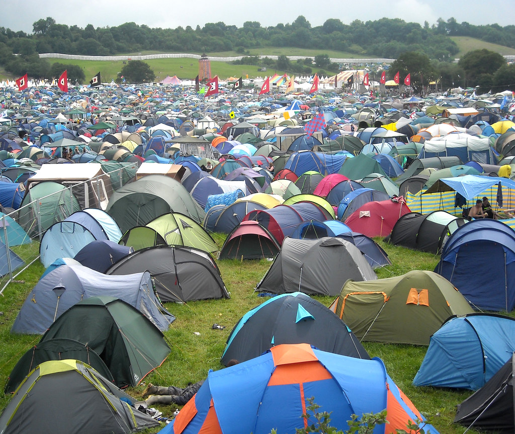 ... Glastonbury Festival 2009 - Tent City | by Glasto_2009 & Glastonbury Festival 2009 - Tent City | Unofficial Glastonbury ...