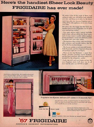Frigidaire Refrigerator Ad Better Homes And Gardens