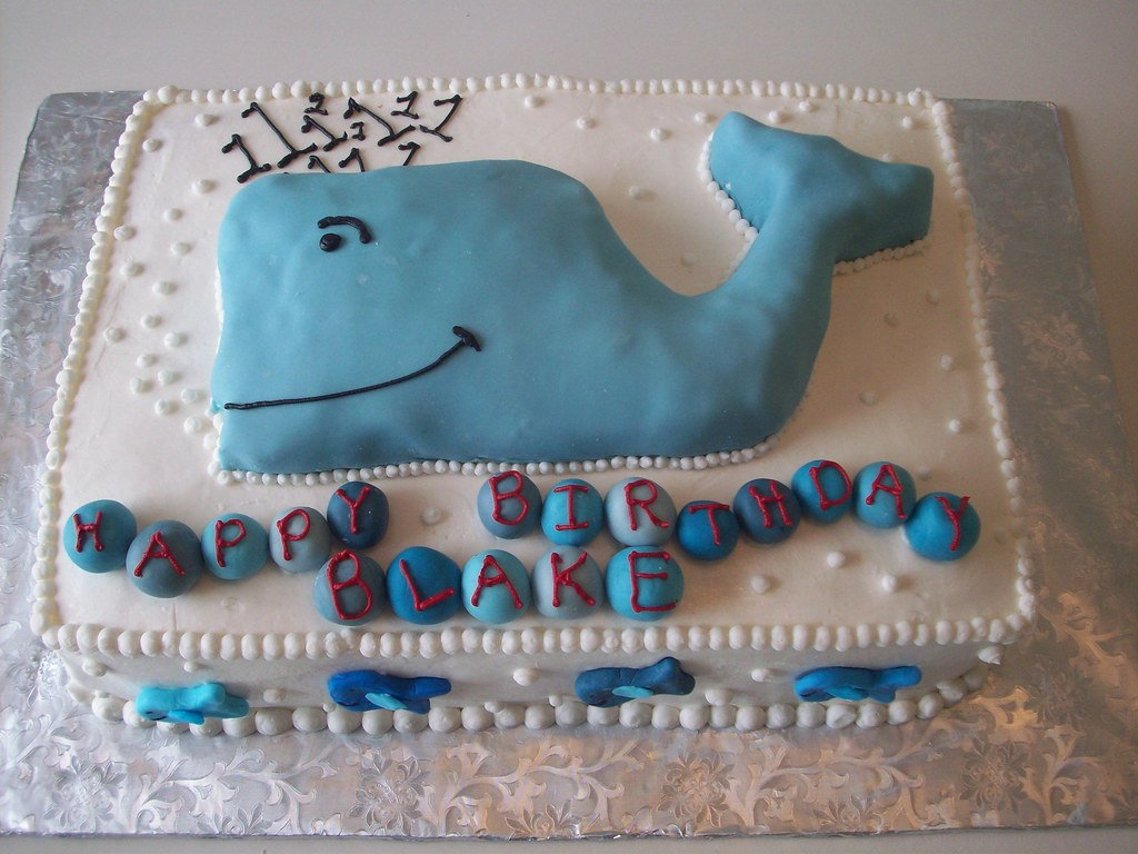 D Whale Cake Pan