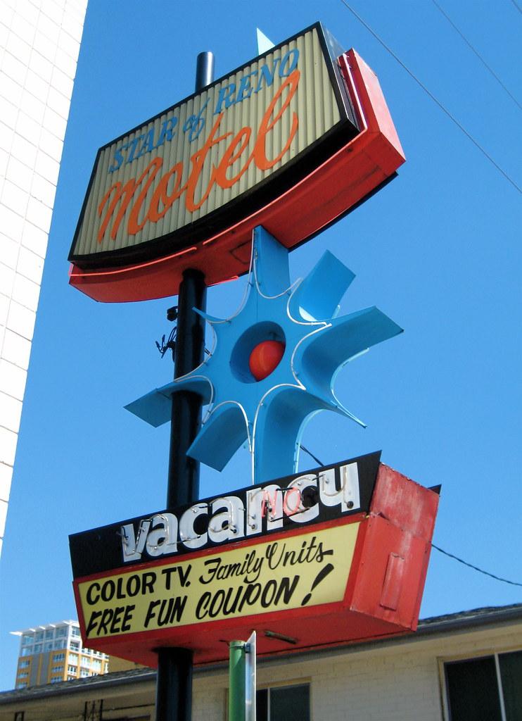 Star Of Reno Motel Reno Nv Star Of Reno Motel 360 N Ar Flickr