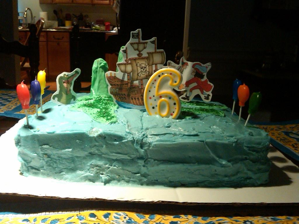 Cool Matties Peter Pan Birthday Cake Larsenlink Flickr Personalised Birthday Cards Paralily Jamesorg