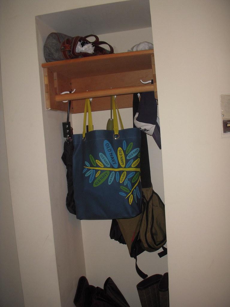 ... Built In Coat Closet In Hallway | By E67thStreet