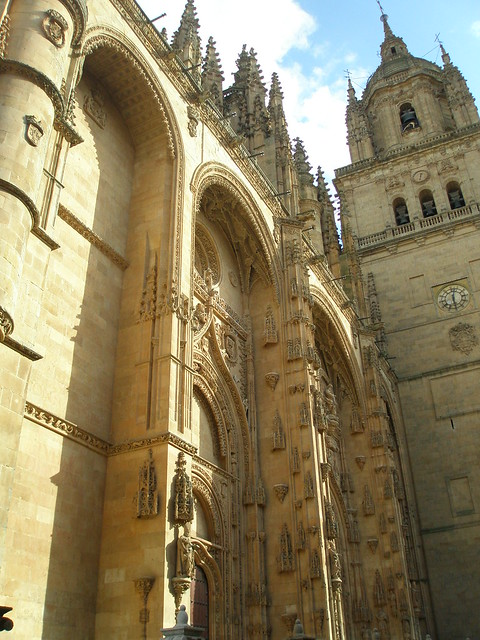 Catedral Nueva de Salamanca  Flickr - Photo Sharing!