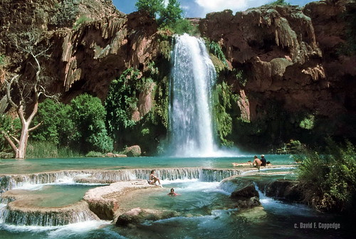 The Havasu Falls I remember | by Chief Bwana