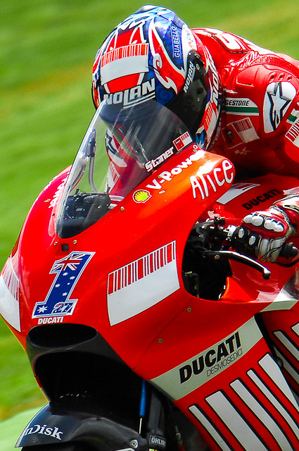 MotoGP 2008 Casey Stoner