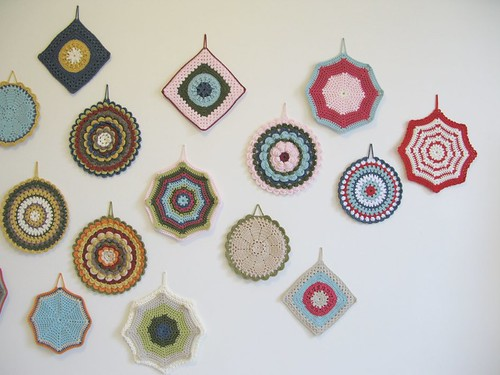 Crochet potholder collection by Emma Lamb | by emma lamb : living in colour