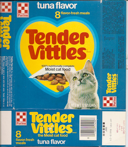 Semi Moist Cat Food