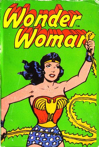 Game Car Game >> 1978 Wonder Woman Whitman Cards Box Front | Wonder Woman car… | Flickr