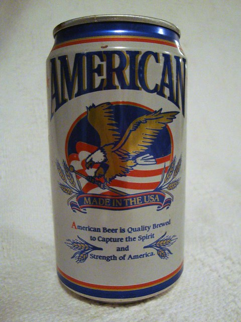 Antique American Beer Can | Antique 12oz American Beer can ...