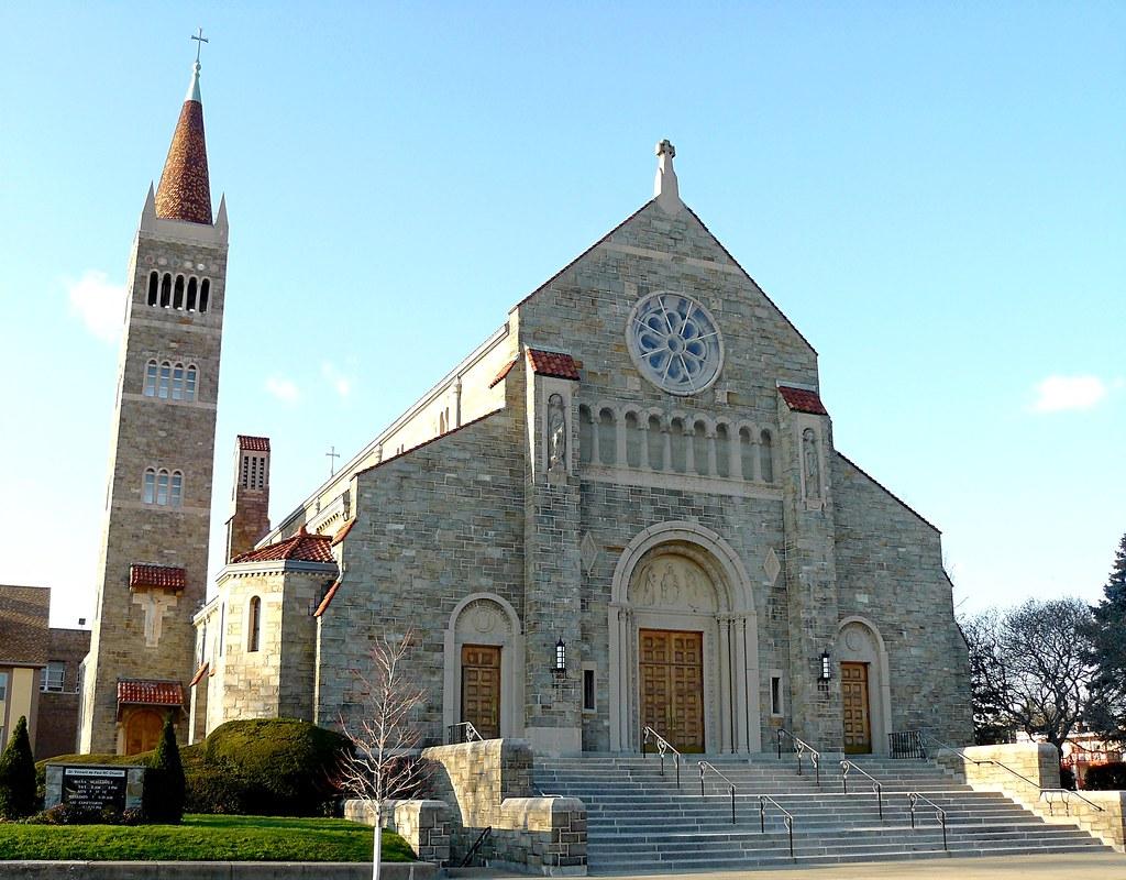 St Vincent De Paul Roman Catholic Church St Vincent S Ch Flickr